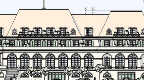 Die Unterlagen zur Planung der umstrittenen Löwenbräu-Arkaden liegen ab Montag im Rathaus öffentlich aus und können online eingesehen werden.