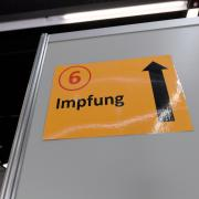 Der Landkreis Dillingen bekam zusätzlich Impfdosen.