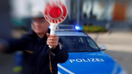 Bei einer Kontrolle fiel der Polizei ein Rollerfahrer auf, der wohl unter Drogeneinfluss stand.