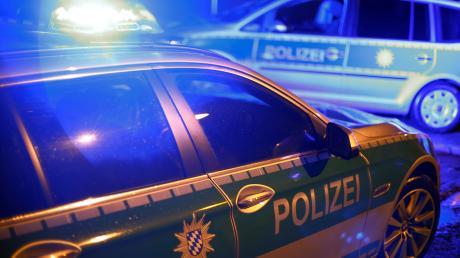 Die Polizei musste zu einem Unfall in Hochzoll ausrücken.