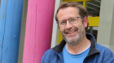 Johannes Wagner leitet die Grund- und Mittelschule in Bad Wörishofen. Vor ihm stehen einige Herausforderungen.