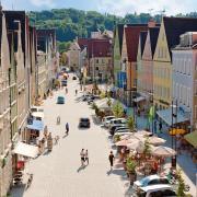 Darüber, wie die Mindelheimer Altstadt auch in Zukunft attraktiv bleiben kann, haben sich Vertreter des Stadtrats, der Verwaltung und der Gewerbetreibenden in einem von der IHK initiierten Arbeitstreffen Gedanken gemacht.