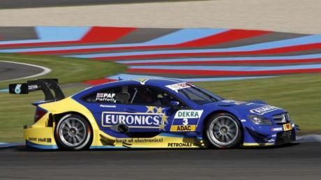 Gary Paffett triumphierte auf dem Lausitzring.