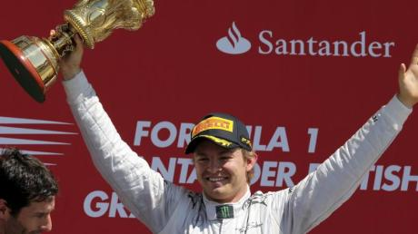 Mercedes-Pilot Nico Rosberg will nach seinem zweiten Saisonsieg schnell nachlegen. Foto: Valdrin Xhemaj