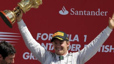 Mercedes-Pilot Nico Rosberg will nach seinem zweiten Saisonsieg schnell nachlegen.