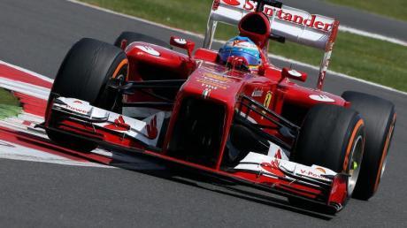 In Italien wurde vor allem der dritte Platz von Ferrari-Pilot Fernando Alonso gewürdigt.