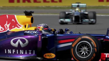 Auf einen Sieg in Europa wartet Sebastian Vettel schon länger.