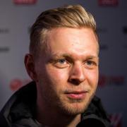 Kevin Magnussen vom Haas F1 Team. Foto: Jens Büttner