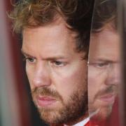 Sebastian Vettel muss die Saison 2018 abhaken. Foto: Nelson Antoine/AP