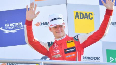 Der 19-Jährige Mick könnte schon der dritte Schumacher sein, der auf dem berüchtigten Stadtkurs in Macao gewinnt.