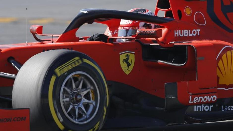 Formel 1 News Regeln Motoren Reifen Das Ist 2019 Neu In Der
