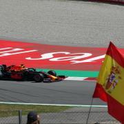 Formel 1 2021: Am 09. Mai 2021 findet das Rennen auf dem Circuit de Catalunya in Barcelona / Spanien statt.