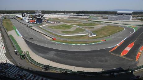 2020 wird weder am Hockenheimring noch woanders in Deutschland ein Formel-1-Rennen stattfinden. Foto: Sebastian Gollnow