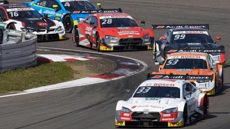 Mit zehn statt neun Rennwochenenden bestreitet das Deutschen Tourenwagen-Masters die Saison 2020.