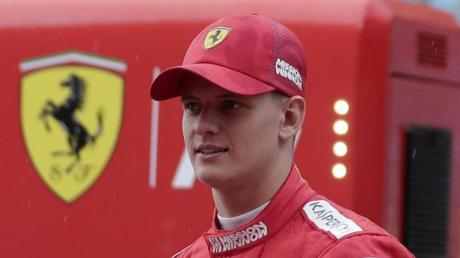 Keine steile These: Mick Schumacher wird in absehbarer Zeit ein Formel-1-Cockpit besteigen.