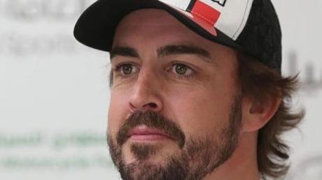 Startet zum ersten Mal bei der Rallye Dakar: Fernando Alonso.