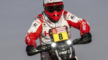 Verunglückte bei der Rallye Dakar tödlich: Paulo Gonçalves.
