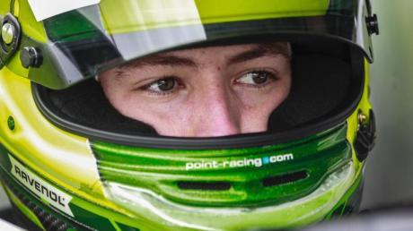 In die Formel 3 aufgestiegen: David Schumacher.