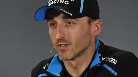 Geht für BMW in der DTM an den Start: Robert Kubica.