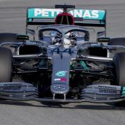 Hatte Probleme mit dem Öldruck seines Rennwagens: Lewis Hamilton.