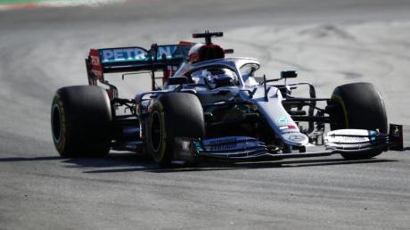 Am letzten Testtag auf dem Circuit de Barcelona-Catalunya der Schnellste: Valtteri Bottas.