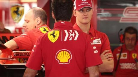 Mick Schumacher fährt eine weitere Saison in der Formel 2.