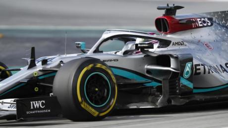 Lewis Hamilton könnte in dieser Saison Michael Schumachers Rekorde mit sieben WM-Triumphen und 91 Rennsiegen knacken.
