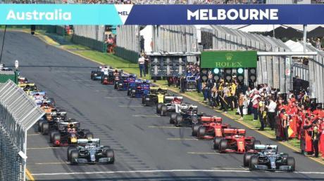 RTL wird seine Mitarbeiter nicht zum Formel-1-Auftakt nach Melbourne schicken.