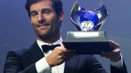 Lieferte sich zu Red-Bull-Zeiten hitzige Duelle mit Sebastian Vettel: Mark Webber.