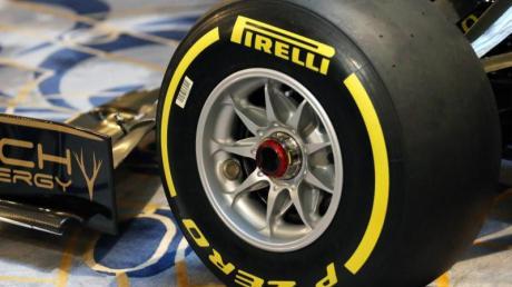 Beim Reifenhersteller Pirelli gab es einen Coronavirus-Fall.