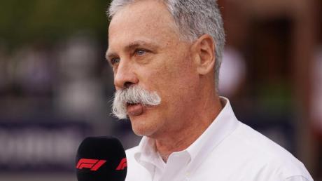 Chase Carey, Vorsitzender der Formula One Group.