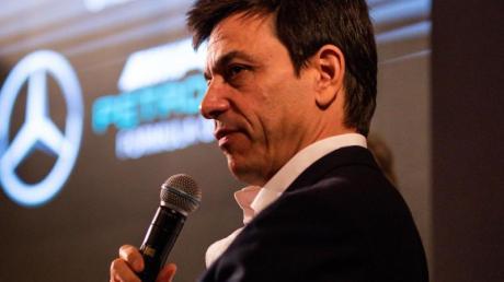 Begrüßt die Verschiebung der Regelfeform: Mercedes-Motorsportchef Toto Wolff.
