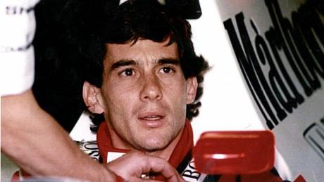 Wäre am 21. März 2020 61 Jahre alt geworden: Der brasilianische Formel-1-Pilot Ayrton Senna.