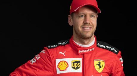 Beschäftigt sich inzwischen auch öfter mit der Zeit nach der Karriere: Sebastian Vettel.
