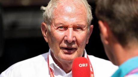 Red-Bull-Motorsportberater: Helmut Marko.