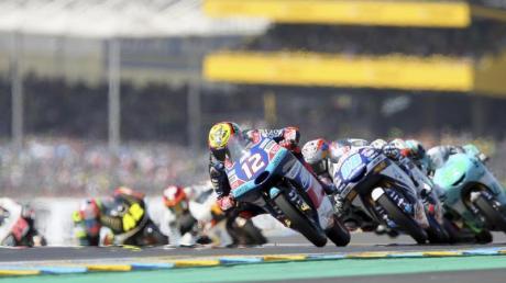 Der Motorrad-Grand-Prix in Le Mans musste abgesagt werden.