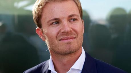Äußerst leise Zweifel an den Fähigkeiten von Lewis Hamilton: Nico Rosberg.