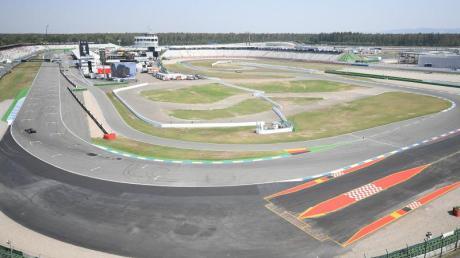 In einem ersten Notkalender der Formel 1 taucht der Hockenheimring als Austragungsort nicht auf.