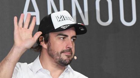 Kehrt Fernando Alonso in die Formel 1 zurück?.