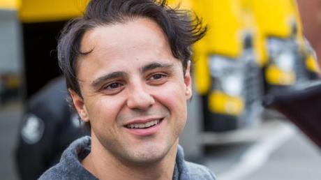 Einstiger Ferrari-Teamkollege von Michael Schumacher: Felipe Massa.
