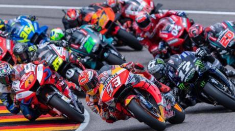 Die Motorrad-WM nimmt nach der Corona-Pause im Juli wieder den Rennbetrieb auf.