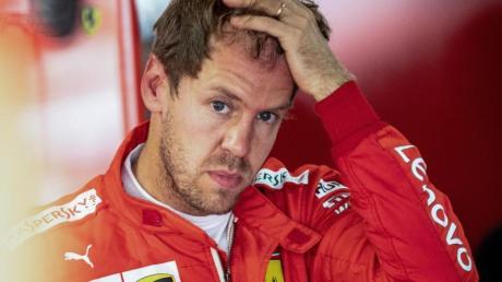 Steigt nach der Saison bei Ferrari aus dem Cockpit: Sebastian Vettel.