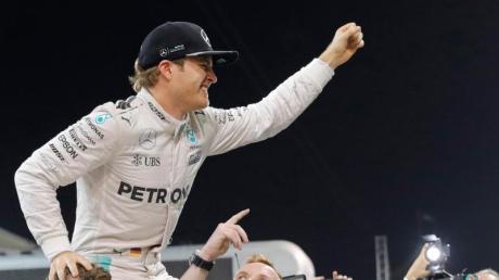Nico Rosberg war 2016 der letzte Auftaktsieger, der sich dann auch den Weltmeistertitel holen konnte.