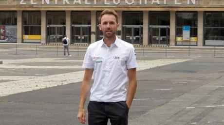 René Rast hofft auf eine lange Zukunft in der Formel E.