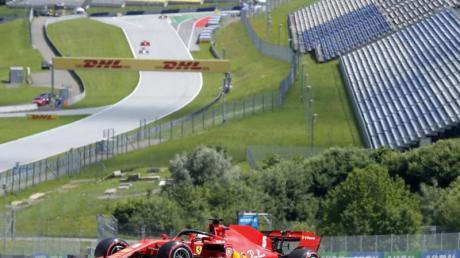 Die Formel 1 richtet im österreichischen Spielberg nach dem Neustart ein zweites Rennen aus.