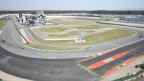 Angeblich soll die Formel 1 im Oktober wieder an den Hockenheimring zurückkehren.