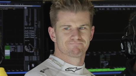 Schn wieder zurück in der Formel 1: Nico Hülkenberg.