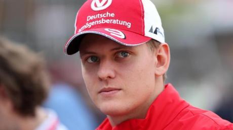 Mick Schumacher wurde Neunter in Silverstone.
