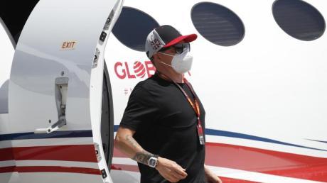 Kimi Räikkönen ist mit 40 Jahren der älteste Pilot im Fahrerfeld mit weit über 300 Rennteilnahmen.