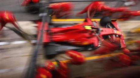 Bei Ferrari läuft es in dieser Saison nicht rund.